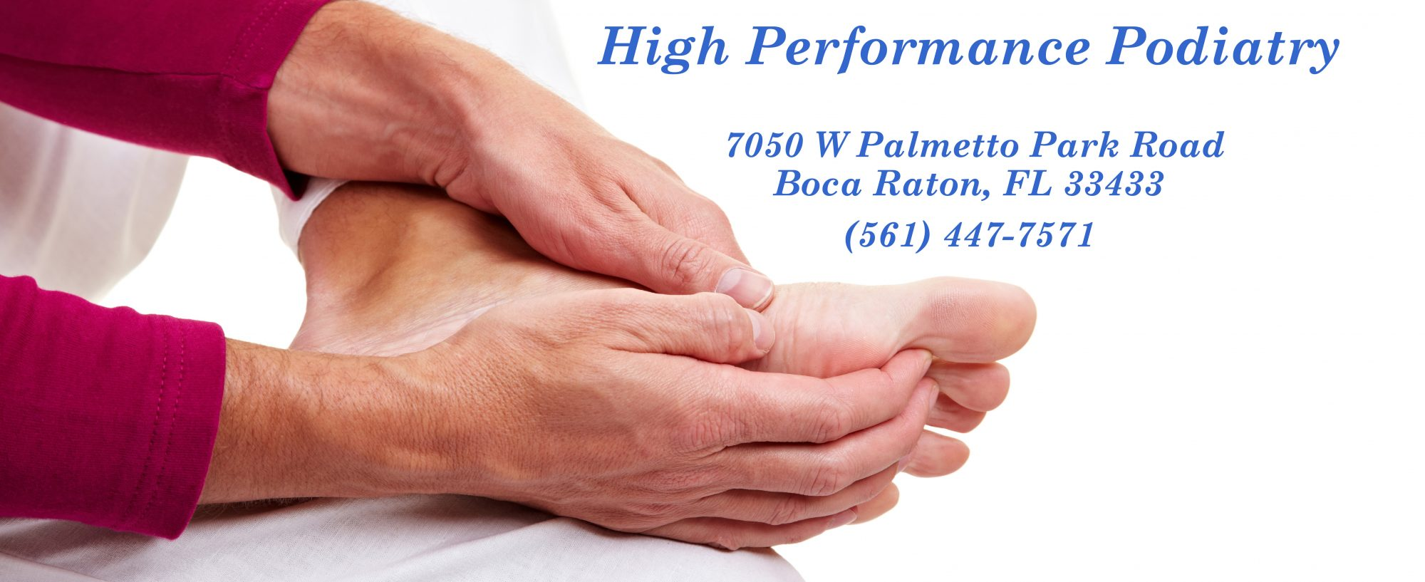 High Performance Podiatry